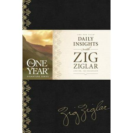 The One Year Daily Insights With Zig Ziglar Walmart Com border=