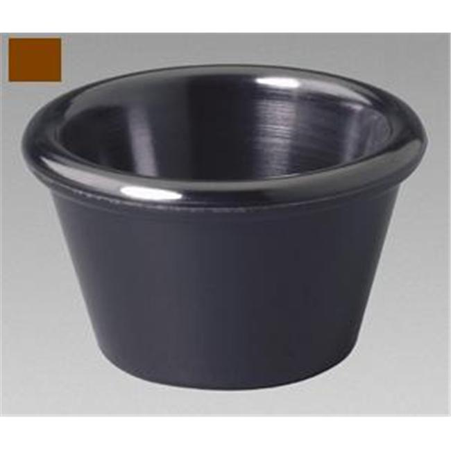 Gessner Products IW-0360-BR 1.5 oz. Smooth-Sided Ramekin- Case of 12 by Gessner Products Co., Inc.