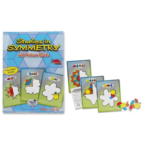 Wiebe Carlson Associates Studies in Symmetry Flash Cards