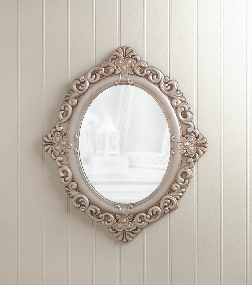 Bathroom Mirrors For Wall Antique Wall Mirror Unique Vintage
