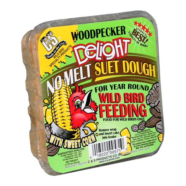 C&S Woodpecker Delight Suet