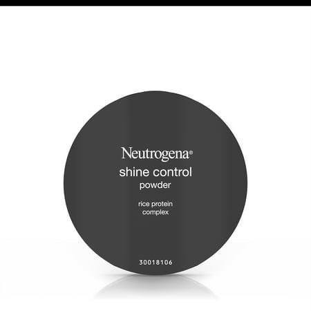 Neutrogena Shine Control Powder, Invisible 10,.37