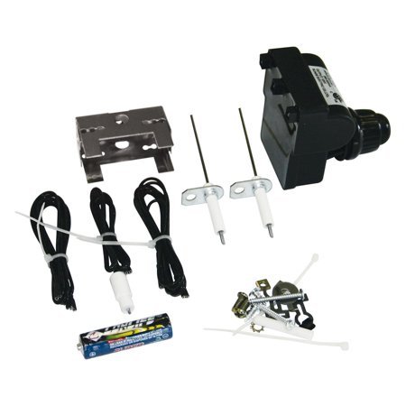 GrillPro Gas Grill Electronic Push Button Igniter Kit