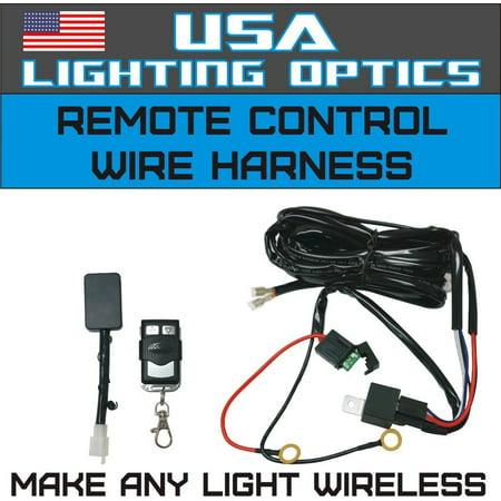 Wondrous Wireless Remote Control Universal Wiring Harness Off Road Atv Utv Wiring Digital Resources Instshebarightsorg