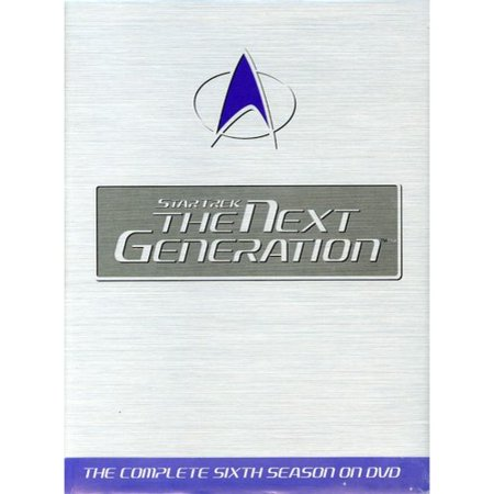 Star Trek: The Next Generation: The Complete Sixth Season (Full