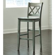 Signature Design by Ashley Mestler 30 in. Bar Stool Set of 2 by Bar Stool Sets