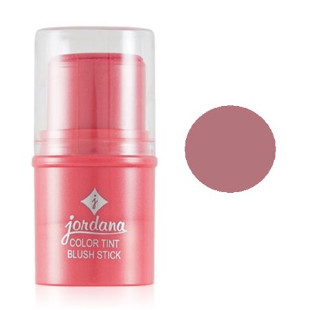 JORDANA Color Tint Blush Stick - Rose Petal