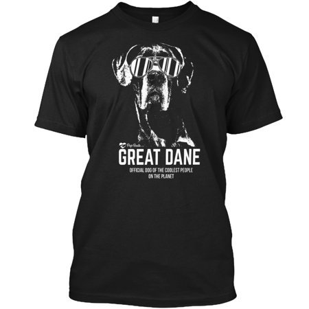 Great Dane - Official dog of the coolest Hanes Tagless Tee (Dane Cook Shirts)