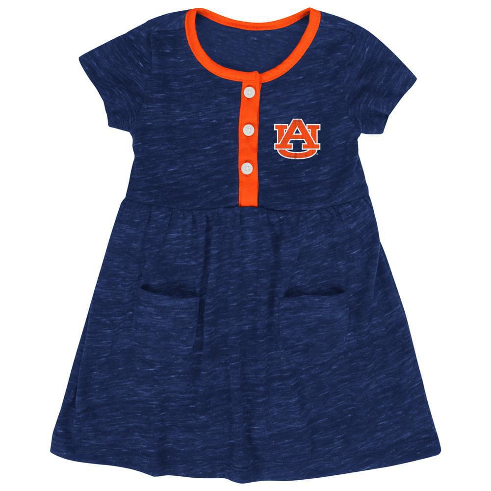 Infant Girls' Auburn University Tigers Dress Baby Clothes