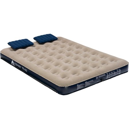 Ozark Trail Queen Air Bed Kit Walmart Com