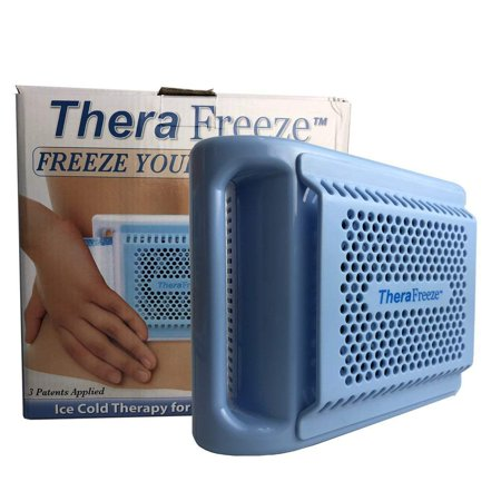 Thera Freeze Post Surgery Pain Relief CryoTherapy System - Soothing Relief for Muscle Soreness, Sports Injury, Swelling, Arthritis, After Surgery and Body (Body Aches After Sleeping On Memory Foam)