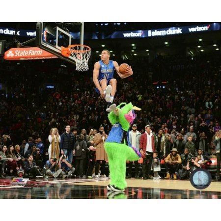Aaron Gordon Slam Dunk Contest 2016 NBA All-Star Game Photo -