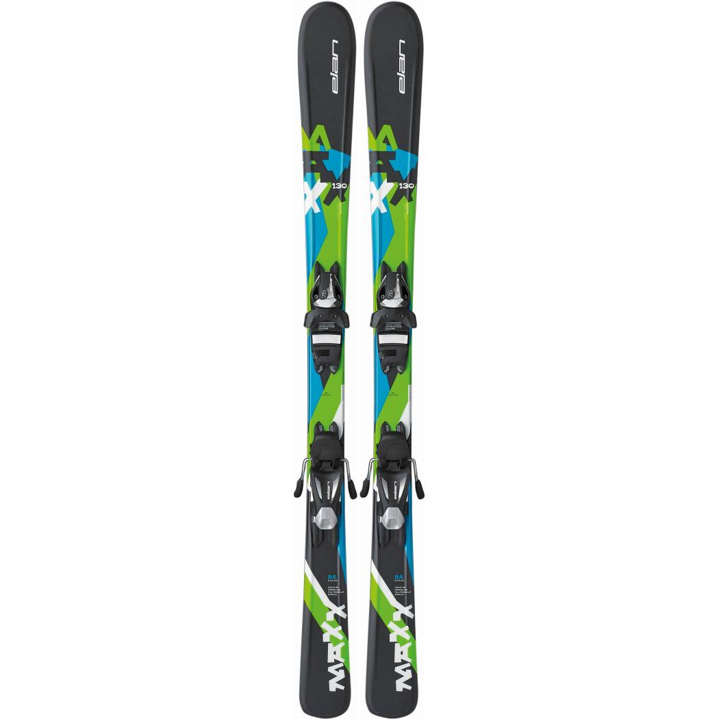 Elan Maxx QS Ski Kids With EL 4.5 by Elan