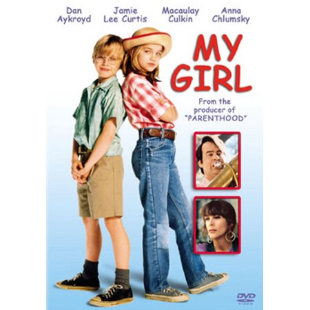 My Girl (DVD) - Pink Girl Movie