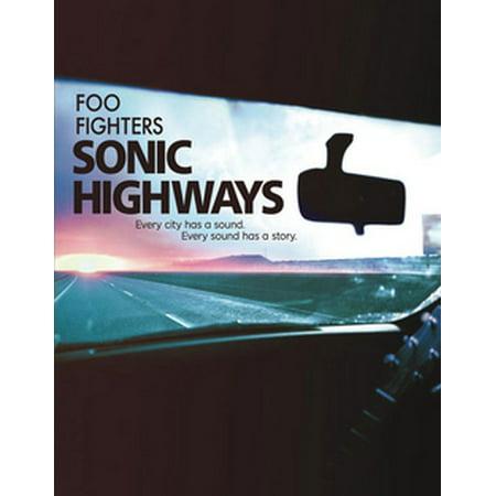 Foo Fighters: Sonic Highways (Blu-ray)