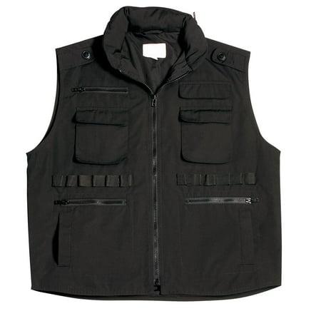 Kids Black Ranger Vest Kids Black Ranger Vest
