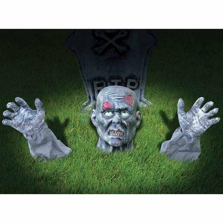 Zombie Ground Breaker Halloween Decoration