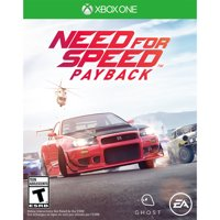 Need for Speed Payback, Electronic Arts, Xbox One, REFURBISHED/PREOWNED