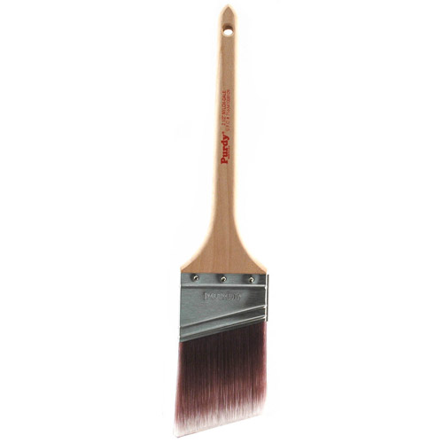 Purdy Pro-Extra Glide  2-1//2 in W Angle  Nylon//Polyester//Chinex  Paint Brush