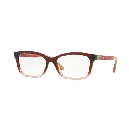 Eyeglasses Burberry BE 2249 3553 BORDEAUX GRADIENT (Gradient Eyeglass Frames)