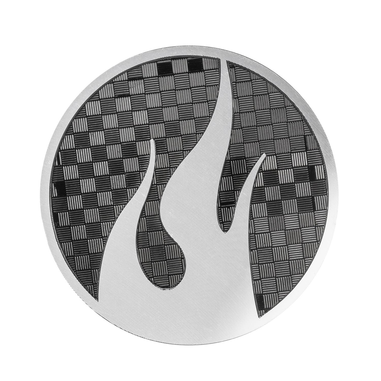 HYUNDAI Genuine 86311-27000 Tiburon Emblem