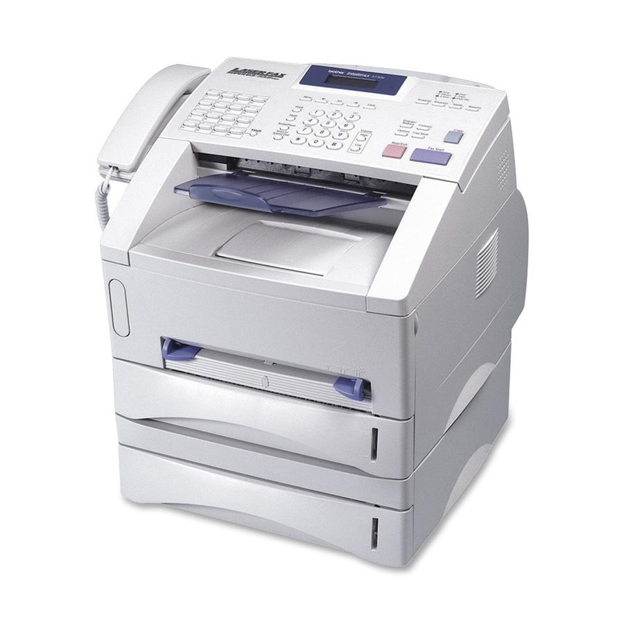 Brother intelliFAX-5750e Business-Class Laser Fax Machine, Copy Fax Print by Brother