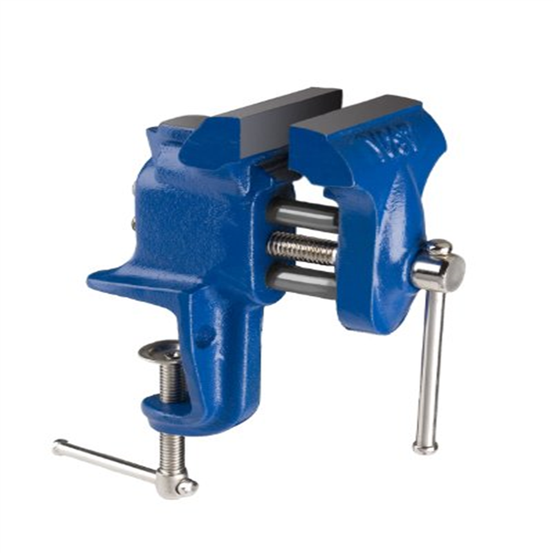"""Yost Vises 250 2.5"""" Clamp-On Bench Vise, Made in US by Yost Vises"""