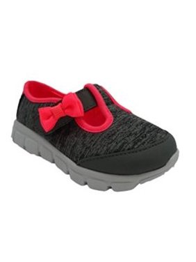 36d52ac58685 Product Image Athletic Works Toddler Girl s T-Strap Athletic Shoe