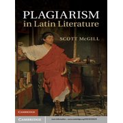 Plagiarism in Latin Literature - eBook