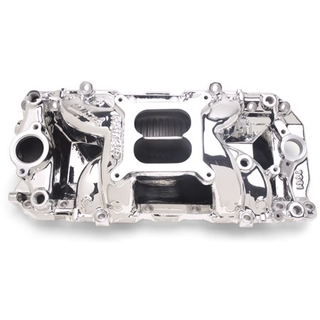 Edelbrock 75614 RPM Air-Gap 2-0 Intake Manifold * NEW *