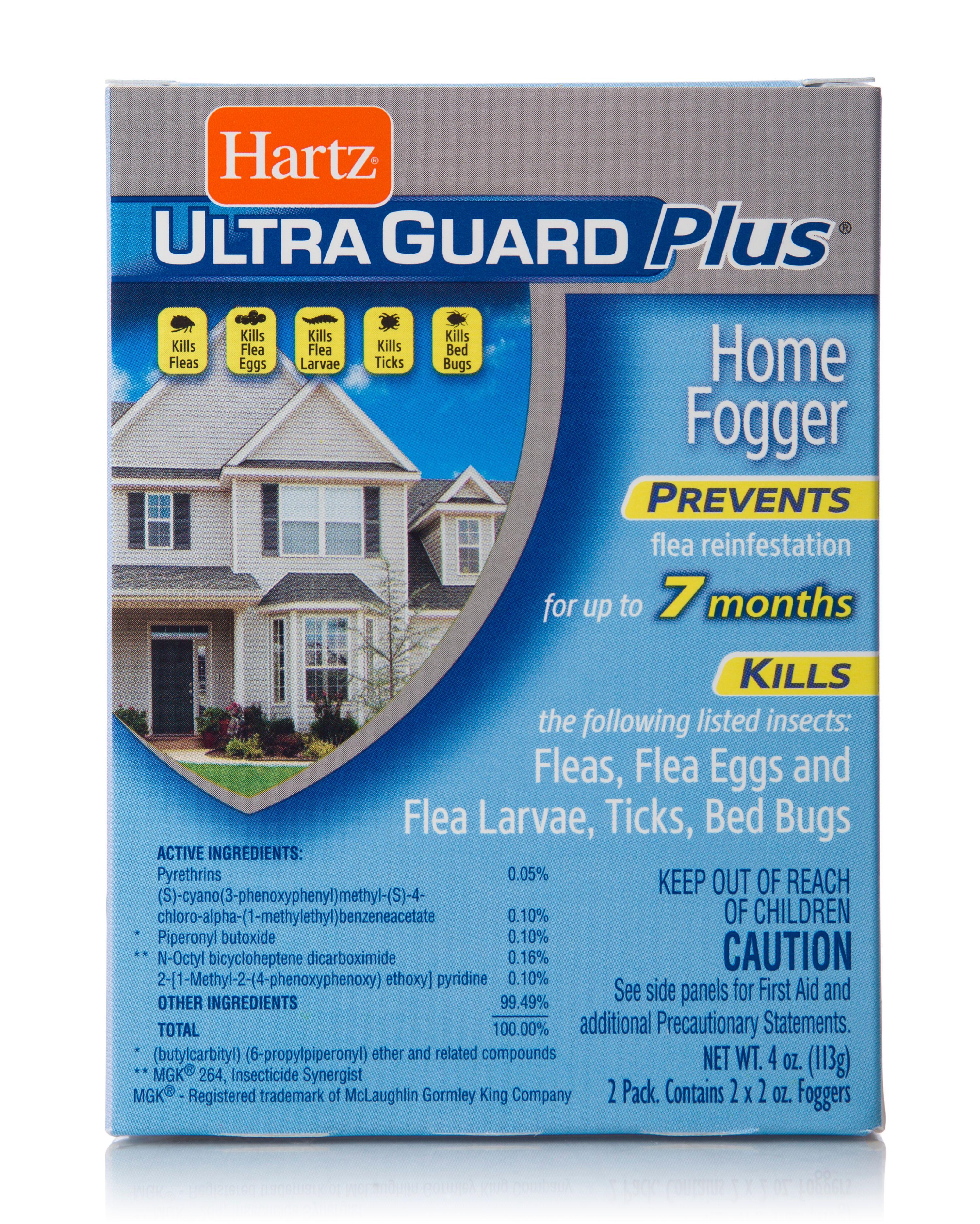 Hartz UltraGuard Plus Home Fogger, 2 Pack - Walmart.com