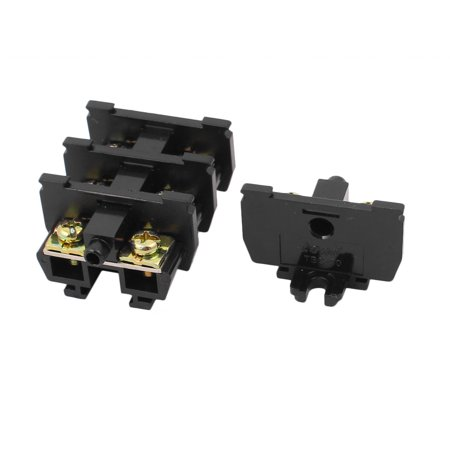 4 Pcs TBC-30A 600V 30A Universal Terminal Block for Cable Connecting - image 3 of 3