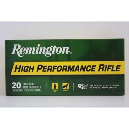 Remington Core-Lokt 22-250 20 Rounds
