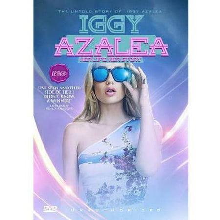 Iggy Azalea: Her Life, Her Story (DVD) - Work Iggy Azalea Halloween