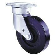 REVVO TSH 150 RU15-ISO Kngpinls Plat Cstr,Swvl,Rubr,6 in,815 lb G0189686