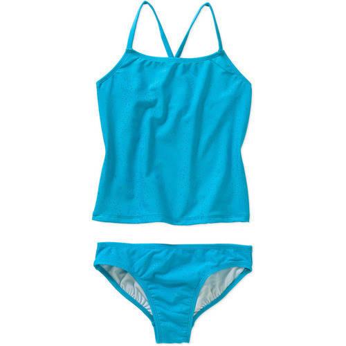 Swim Tankini Corn Flower Blue