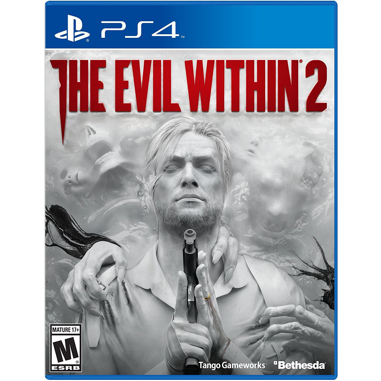 The Evil Within 2, Bethesda Softworks, PlayStation 4, REFURBISHED/PREOWNED