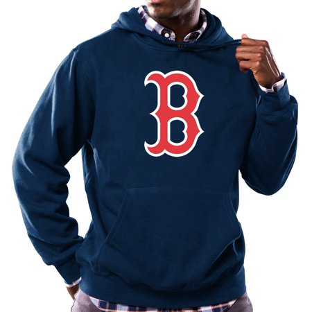 "Boston Red Sox Majestic MLB ""Scoring Position"" Mens Hooded Sweatshirt by"