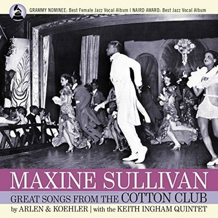Maxine Sullivan - Great Songs From The Cotton Club - Club Halloween Songs
