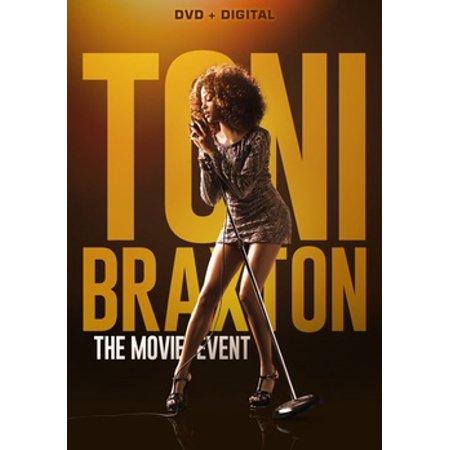 Toni Braxton: The Movie Event (DVD)