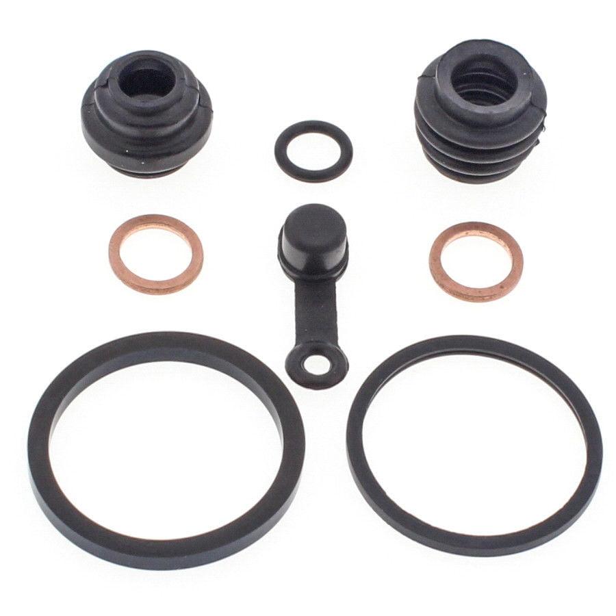 Rear Wheel Bearings /& Seals Kawasaki ZRX1200R 01-05