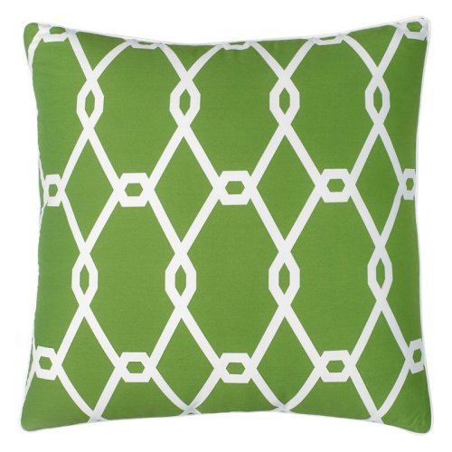 WestPoint Home Jill Rosenwald Chain Square Decorative Pillow