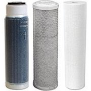 Compatible The AquaFX Barracuda Reverse Osmosis 10 inch Replacement Filters