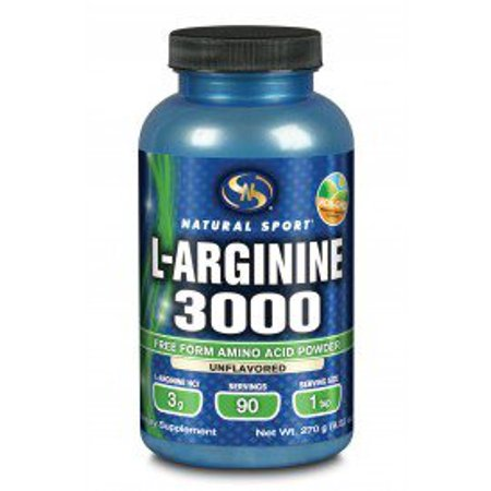 L-Arginine Unflavored STS (Supplement Training Systems ...