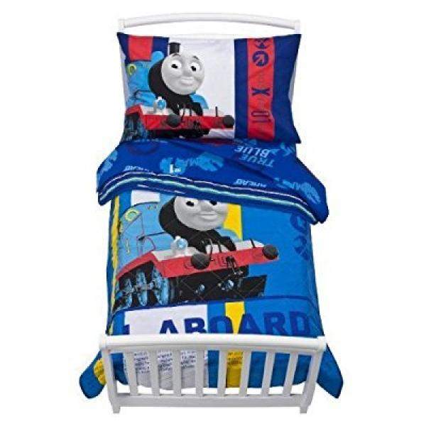 Disney Thomas the Tank Toddler Bed Set