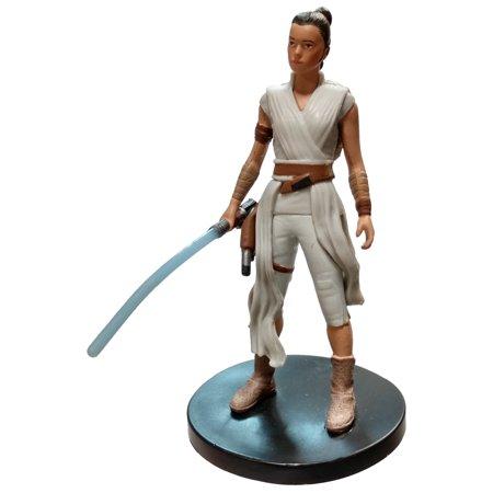 Disney Star Wars The Rise of Skywalker The Resistance Rey 3.75-inch PVC Figure [No Packaging] 1 Star Package