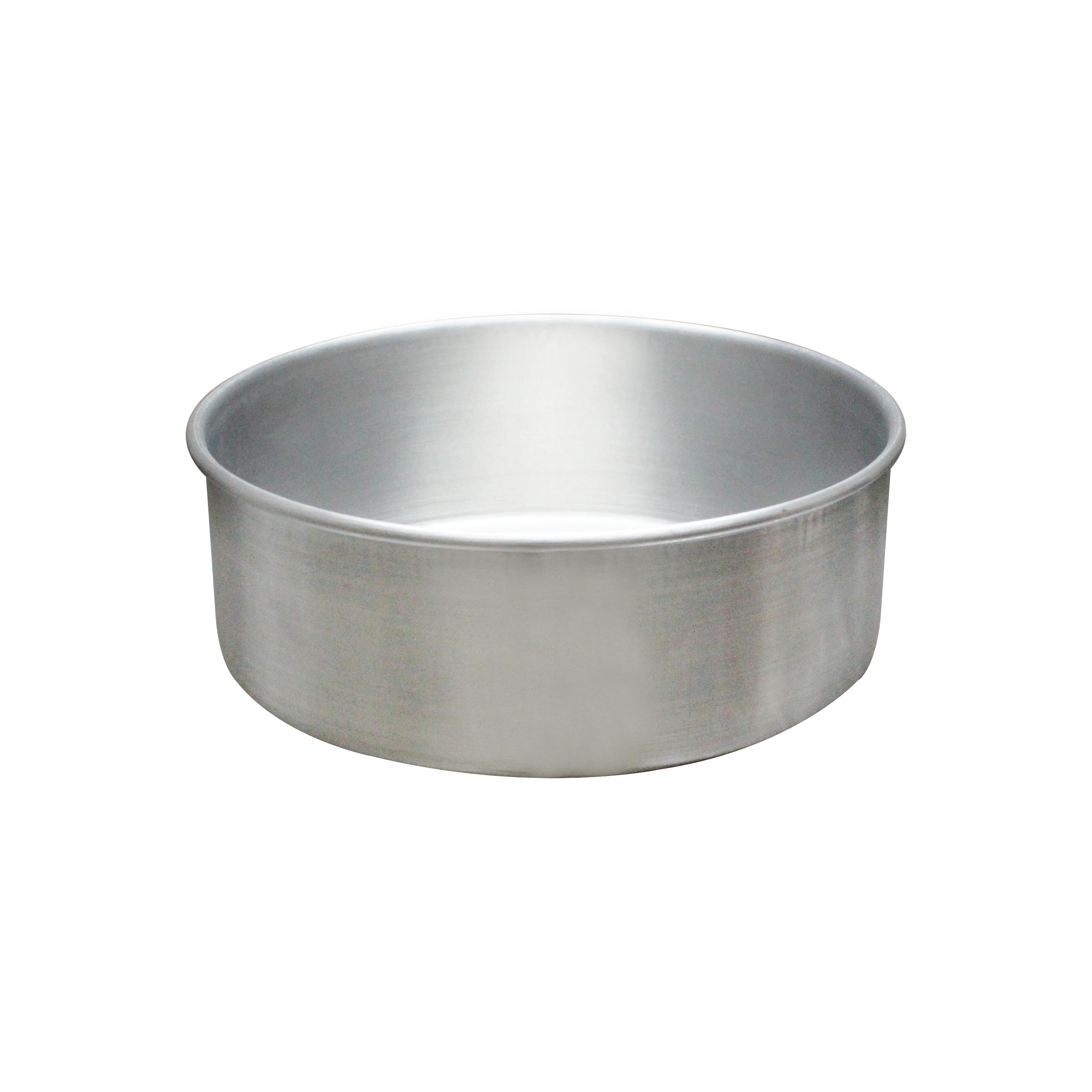 """8"""" X 3"""" Layer Cake Pan, Aluminum, 1.0 Mm, Comes In Each by Thunder Group"""