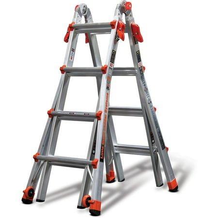 Little Giant Ladder Systems Velocity Type 1A Model 17 Ladder