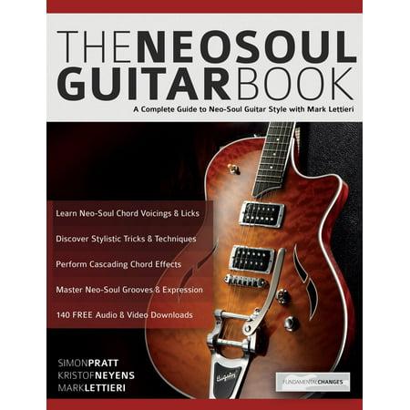 Introducing Guitar Book - The Neo-Soul Guitar Book