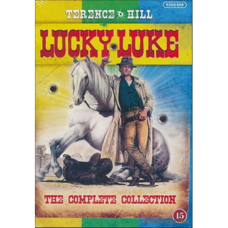 Halloween Town Movie Set (Lucky Luke (Complete Collection) - 9-DVD Box Set ( Lucky Luke / Una notte di mezza estate a Daisy Town / La mamma dei Dalton / Ghost Train / Chi)